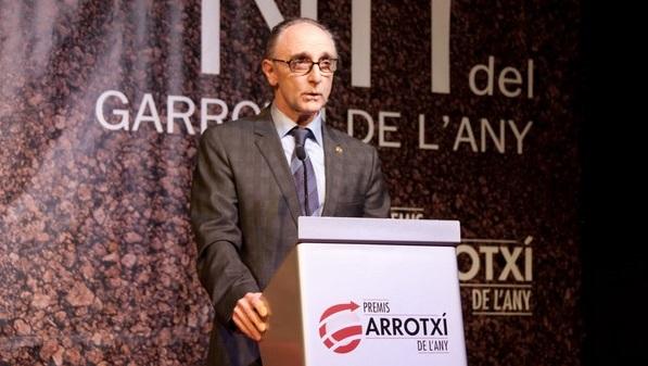 Joan Agustí, Garrotxí de l'Any / CIT Olot