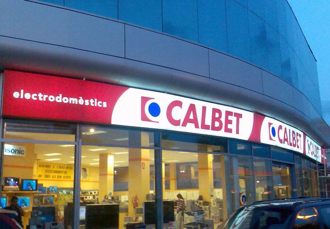 Calbet Electrodomèstics premia als socis UEO
